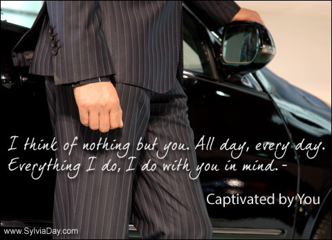 Captivated by You treat from Sylvia Day