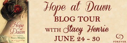 Hope at Dawn by Stacie Henrie Blog Tour