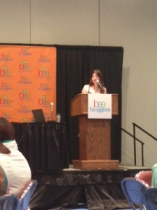 Maureen Johnson BEA Bloggers 2014
