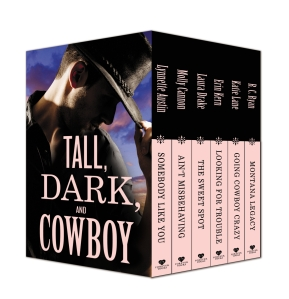 Tall Dark and Cowboy box set