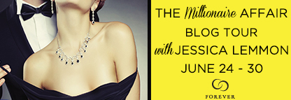 The Millionaire Affair by Jessica Lemmon Blog Tour