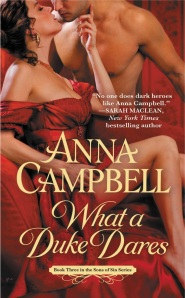 What a Duke Dares by Anna Campbell