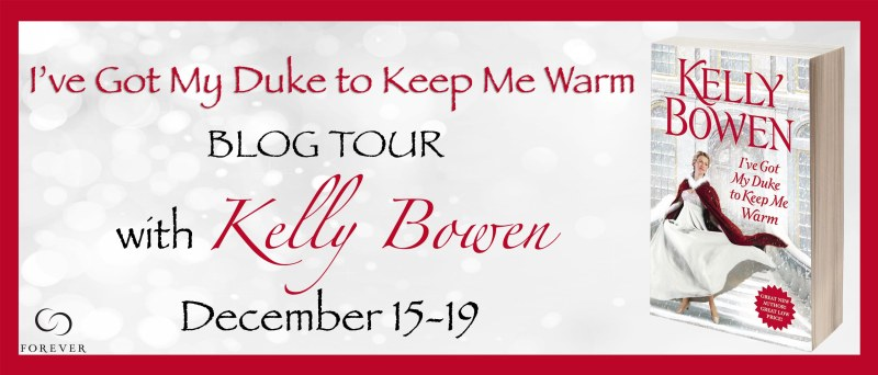 I've Got My Duke Blog Tour